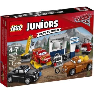 Lego 4+ Cars 3