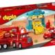 Lego Duplo Cars 3 Caffè Da Flo
