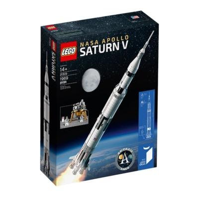Lego Ideas Saturn V Apollo
