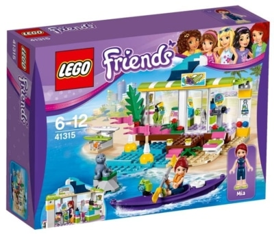 Lego Friends Surf Shop