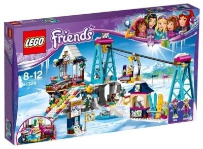 Lego Friends Ski Lift Villaggio Invernale