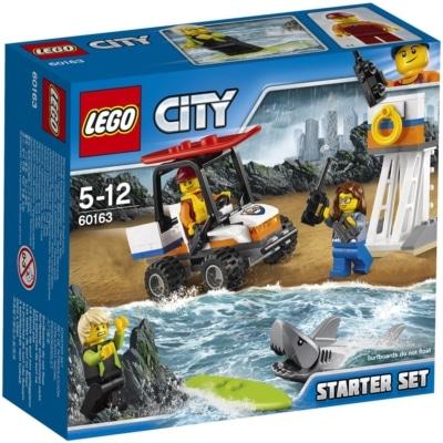 Lego City Guardia Costiera Starter Set