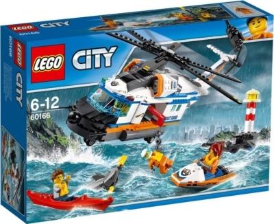 Lego City Guardia Costiera Elicottero