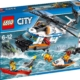 Lego City Guardia Costiera Elicottero