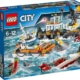 Lego City Guardia Costiera Base