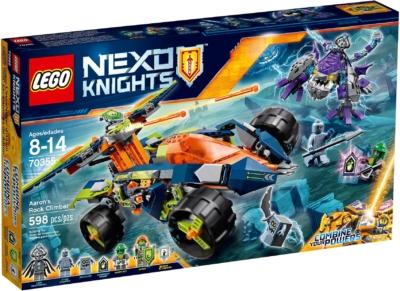 Lego Nexo Scalarocce Aaron