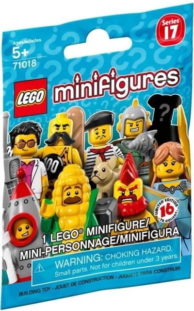 Lego Mini Figures 17° Serie 2017