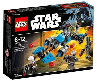 Lego Star Wars Speeder Bike
